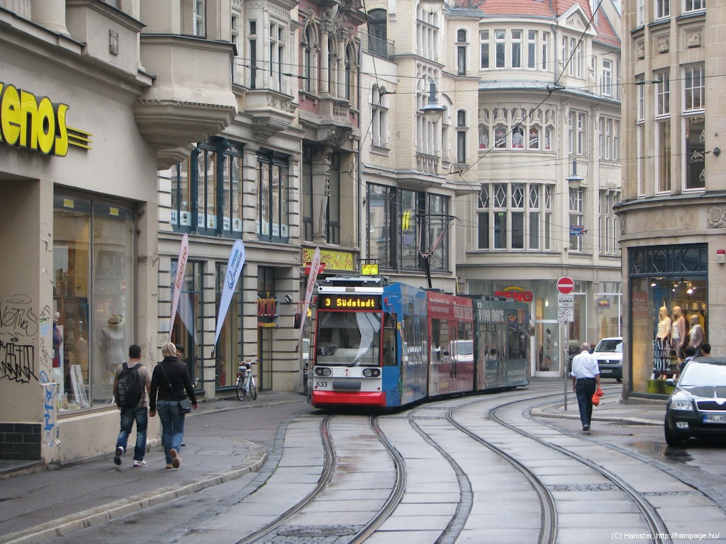 Trams Of Hungary And Much More
