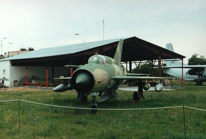 HamPage - Museum of Aviation, Szolnok