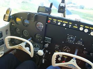 HamPage - Cockpits, dashboards, instrument panels