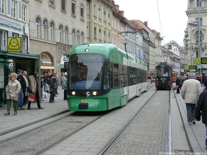 tours tram ligne b