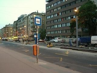 A Bartók Béla út felújítása 5.