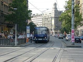 A Bartók Béla út felújítása 11.