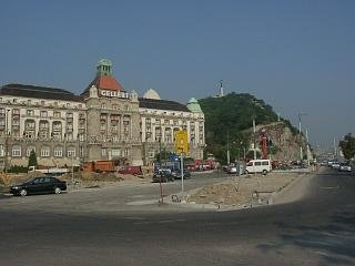 A Bartók Béla út felújítása 14.