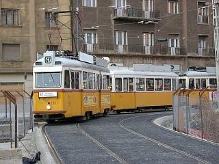 A Bartók Béla út felújítása 18.