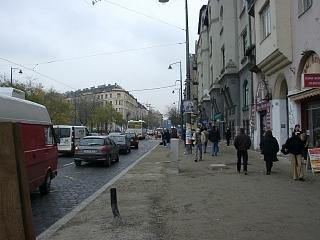 A Bartók Béla út felújítása 19.