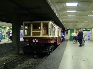 ブダペスト地下鉄の画像 p1_37